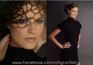 MUA/Hair by www.facebook.com/chylartistry Catalina Magee Photography, Model Michelle M.
