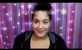 Winter Makeup Routine l Drugstore Products ♡ Mimi La Tigresse