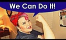 DIY! Rosie the Riveter Costume Tutorial