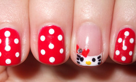 Hello Kitty Manicures!