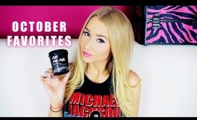 October Favorites 2013: St. Tropez, Lush Cosmetics, Milani, Jordana + Mini Update!