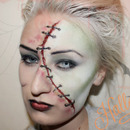 Frankenstein Inspired - Halloween Makeup Ideas!