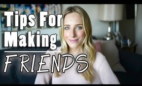 How To Make Good Friends As An Adult