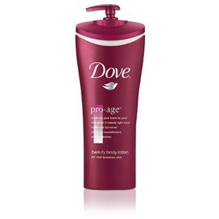 Dove pro•age Cream Oil Body Lotion