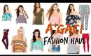HAUL: A'GACI Fashion w/ Try Ons + GIVEAWAY (OPEN)