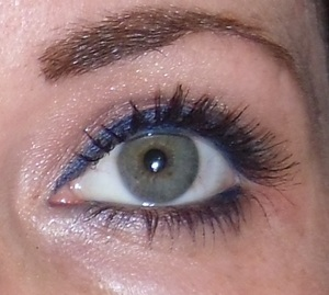 combo of Victoria's Secret and Mattese Elite shadows