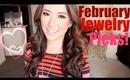 February ♡ Jewelry Picks ♡ 2012