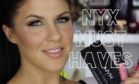 ♡ NYX Must Haves and Favorite Products - Affordable Drugstore Makeup - Tried and Tested ♡
