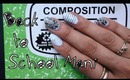 HOW TO: Back To School Mani