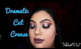 Dramatic Cut Crease Makeup Tutorial   Velvet702