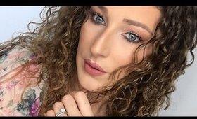 GRWM: EYES & LIPS l BeautyBySage