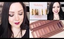 Naked 3 Tutorial: Holiday Party Makeup! (December 2013)