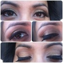 Coffee Cake Look