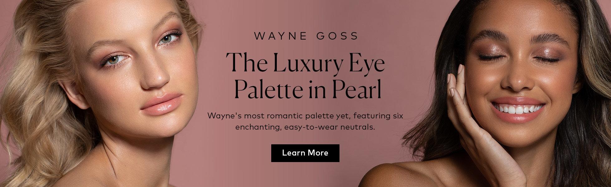 Shop Wayne Goss The Luxury Eye Palette in Pearl on Beautylish.com