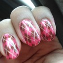 Sally Hansen Salon Effects: Sweet Tart-an