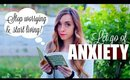 8 WAYS TO BEAT ANXIETY AND START LIVING - DAY 5 'TYLA' Challenge