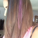 My rockstar hair!