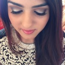 Bollywood makeup