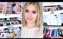 Shaaanxo Makeup Collection & Storage! ♡ 2016 Part Two