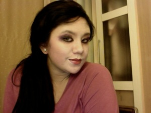 Halloween Vampire Look inspired by Michelle Phan's Seductive Vampire!