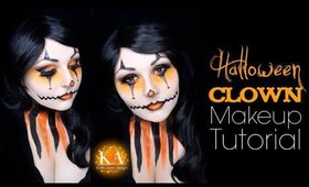 Halloween Clown Makeup Tutorial