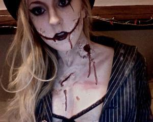 Halloween inspired look