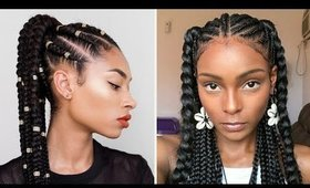 Juicy Braided Hairstyles for Spring and Summer 2020 Part 2