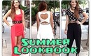 Summer Lookbook ft Choies.com
