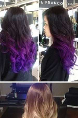 Favorite Ombre Hairstyles Beautylish