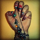 Colorful nails ?