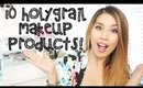 10 Holy Grail (Most Repurchased) Beauty Products
