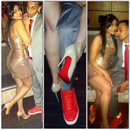 Red lips red bottoms 😘❤️👫