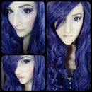 Purple wig Cosplay!