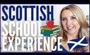 MY SCOTTISH SCHOOL EXPERIENCE! | NURSERY + P1