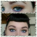 Playing with makeup
