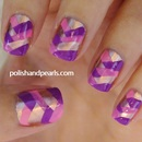Braided Nail Design
