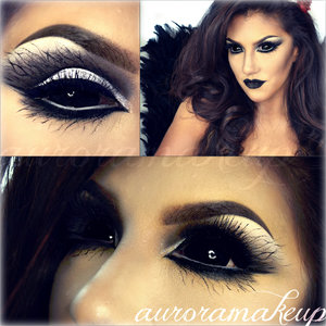 https://www.youtube.com/watch?v=uAf5SzGUWk4 http://instagram.com/auroramakeup