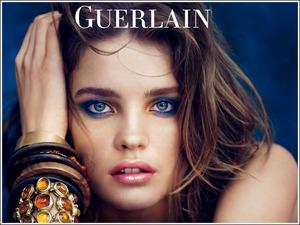 Guelain Summer 2011 ad