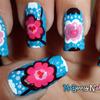 Nail Art by Madjennsy
