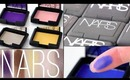 NARS Eyeshadow Swatches 14 colors