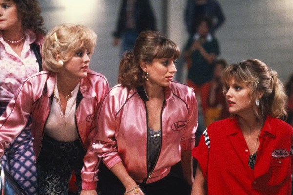 vintage inspiration michelle pfeiffer in grease 2