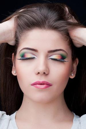 make-up by Boc Jeanina