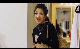 Fashion - How to Wear a Grandpa Sweater + Louis Vuitton