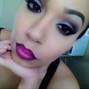 ombré lips