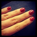 Ruby slippers rockstar nails