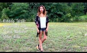 Fall Lookbook w/ Samantha!- 6 different looks