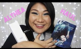 Althea Haul | Beauty and Skincare Products