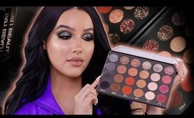 PURCHASED TATI BEAUTY PALETTE REVIEW + SWATCHES