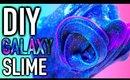 DIY Galaxy Slime!