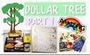 HUMONGOUS DOLLAR TREE HAUL #13 | PART 1 OF 2 | PrettyThingsRock